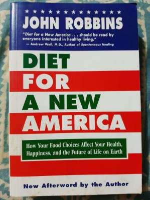Diet for a New America by John Robbins.