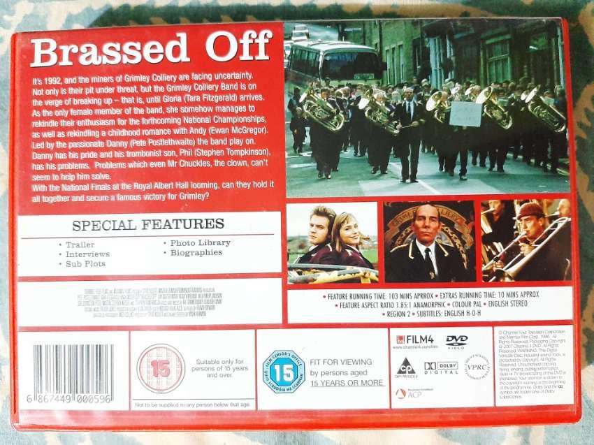 Brassed Off - Original DVD