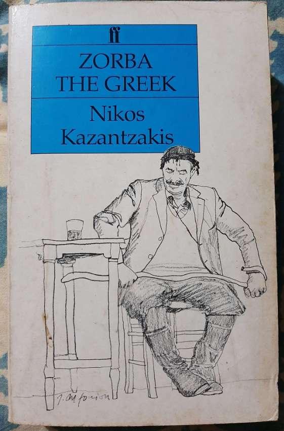Zorba the Greek by Nikos Kazantsakis