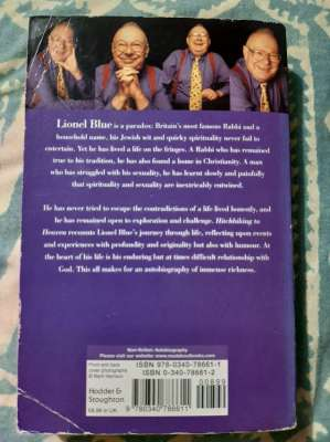 Hitchhiking to Heaven by Rabbi Lionel Blue