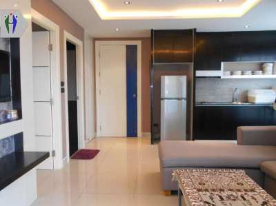 Condo 51 sq m.(Conner Unit) South Pattaya for Rent 12,000 baht