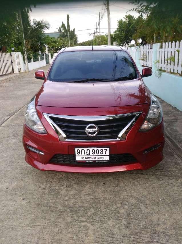 Nissan Almera sportec top model auto for sale in Hua Hin