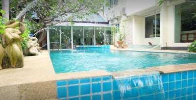 For Rent  the Single house Villa Sukhumvit soi 31