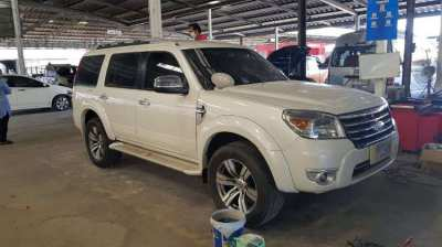 Ford Everest 2.5 diesel auto Limited edition