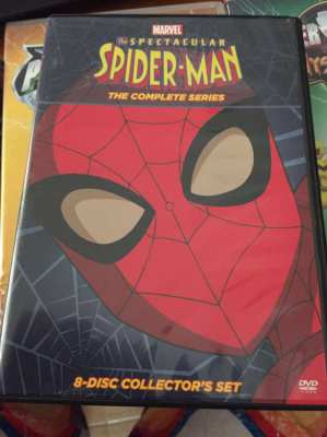 The Spectacular Spider Man. The Complete Series