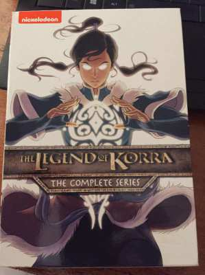 The Legend of Korra. The Complete Series