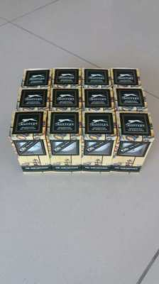 12 Sleeves of Slazenger 420I Raw-distance Golf Balls made in USA