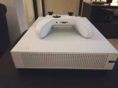 X Box One (as new)