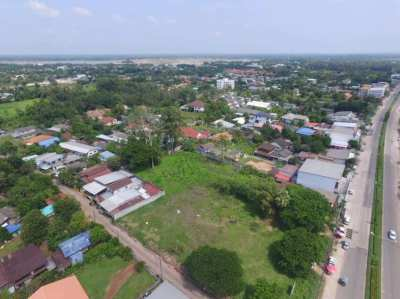 Land and house in Mu Mon for sale