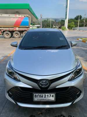 ขาย Toyota Vios E M ปี 2019 Mid