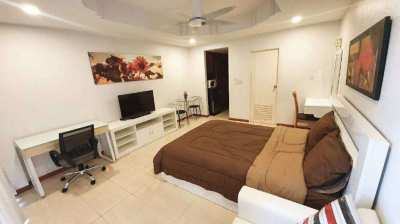 Newly  Furnished Jomtien Condotel with Ocean View for Rent!