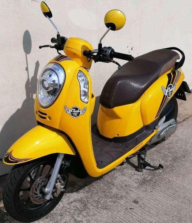 01/2017 Honda Scoopi 29.900 ฿ Finance by shop