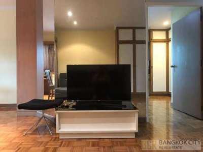 Sathorn Gardens Luxury Condo Big Balcony 1 Bedroom Unit for Rent - hot