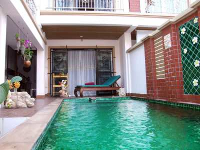 Pool Villa/ 7% rental guarantee for 5 years