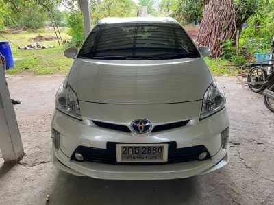 ขายรถยนต์ Toyota Prius Hybrid 1.8 Auto 2013