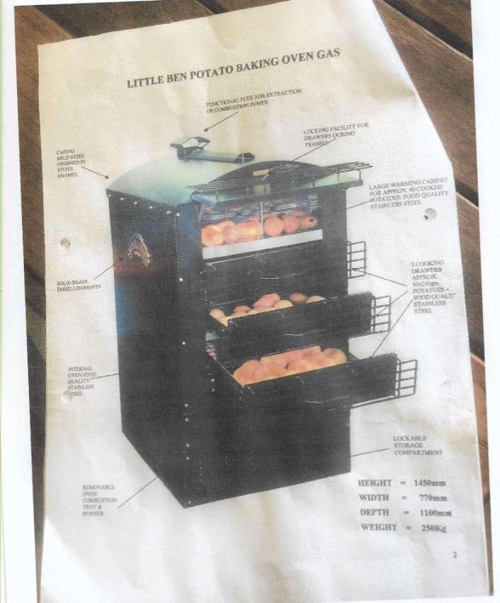 Little Ben Potato  Oven