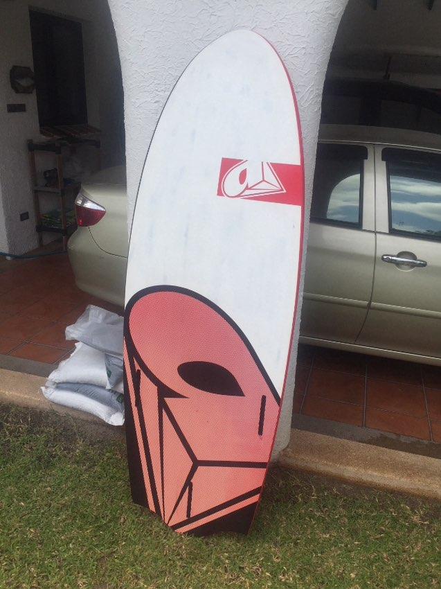 Kitesurfboard