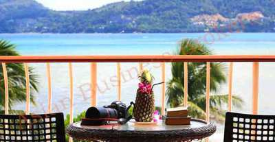 4802001 Patong Beach Road Hotel with Restaurant for Rent