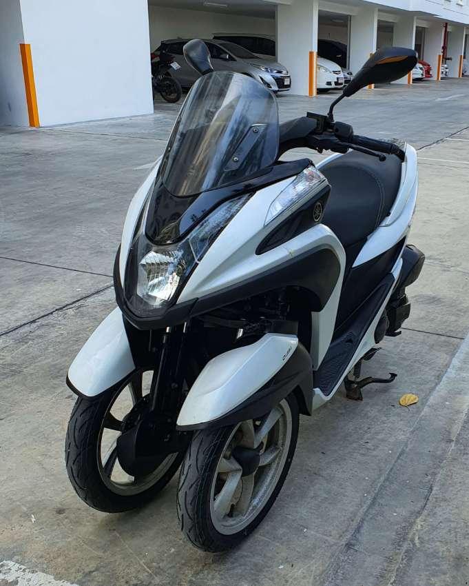 RENT - Yamaha Tricity - RENT