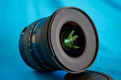 Sigma 10-20mm F/4-5.6 EX DC HSM Canon Mount