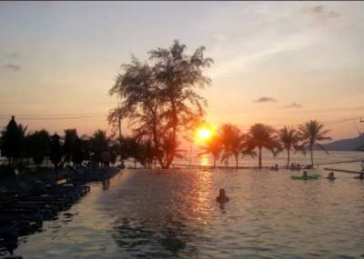 Hotel Beach Resort For Sell, 5 star with 125 Rooms,Patong Beach,Phuket