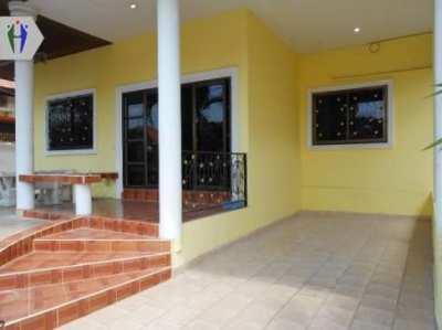 Single House for Rent in Soi Khaotalo 15,000 baht South Pattaya