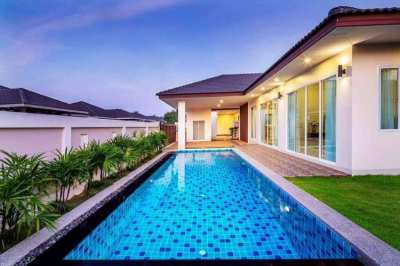 Beautiful 3 Bedroom Pool Villa For Sale