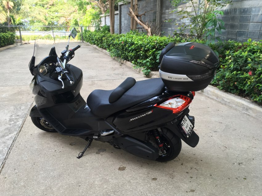 Maxsym 400i for sale 75,000 baht