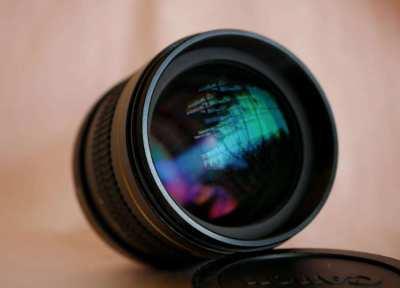 Opteka 85mm f/1.8 MF Telephoto Portrait Lens