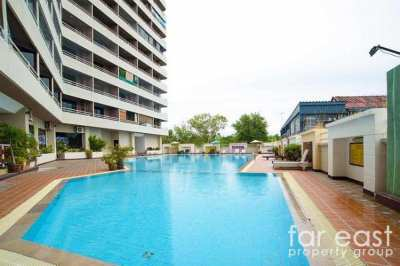 Traditional Excellence – Jomtien One Bedroom For Sale With Tenant