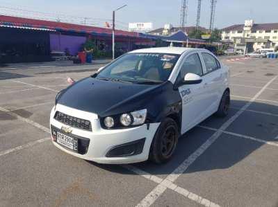 ขายรถยนต์ Chevrolet Sonic 1.4 ปี 2013
