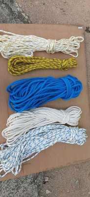 Boat ropes/Halyards/ Mooring
