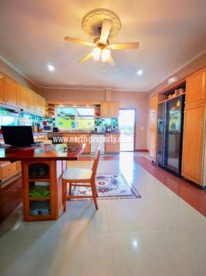 Fully furnished 2 Bedrooms bungalow with private pool for sale in Doi
