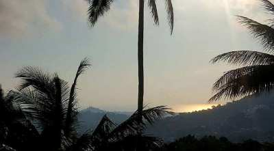 For sale lands sea view Bophut Koh Samui from 1000sqm to 5600sqm
