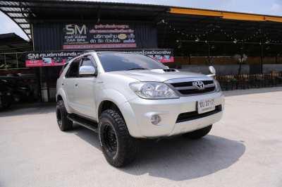 ขายรถยนต์ Toyota Foruner 3.0 ปี 2006