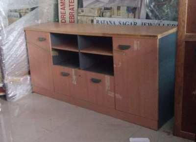 SALE!! Wood Cabinet Showcase with shelf / racks wooden furniture