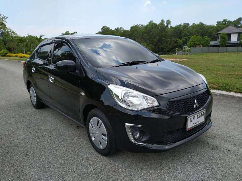 Good as new Mitsubishi Attrage 1.2GLX AT 2019 , Sold by Owner