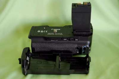 Battery Grip for Nikon and Canon