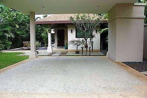 Modern Thai style  Pool villa