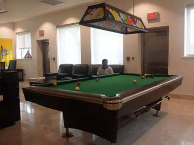 Pool Table 8ft – 9ft for home, commercial or competition