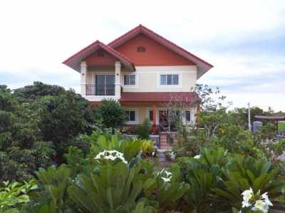 House for sale near Grace International School, Hangdong Chiangmai