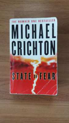 NEW YEAR SALE! PRICE CUT! STATE OF FEAR -The Number One Bestseller