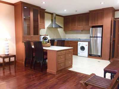 Conveniently located 2 bedrooms condo for rent in the city