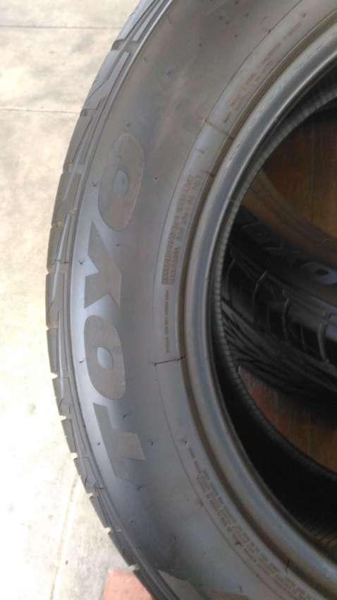 2 TOYO Tires (NEW) 275 55R 20 -117V