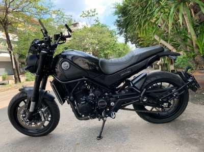 Benelli Leoncino 2018 500cc