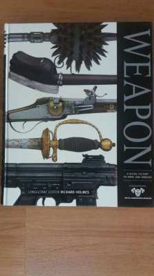NEW YEAR SALE! PRICE CUT! WEAPON - A Visual History of Arms and Armour