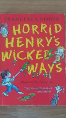 NEW YEAR SALE! PRICE CUT! Horrid Henry's -10 Favorite Stories & More