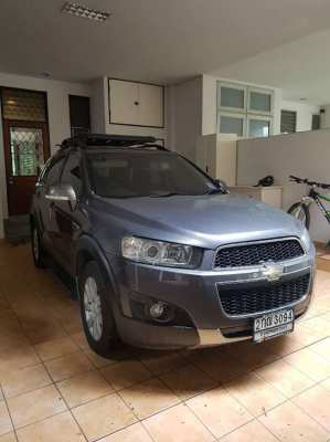 Chevrolet Captiva LS 2012/13