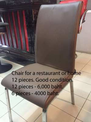 Sale: furniture: tables, chears, TV, etc.