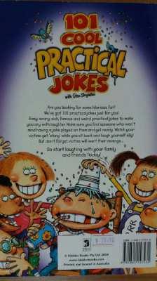 101 Cool Practical Jokes-Laugh